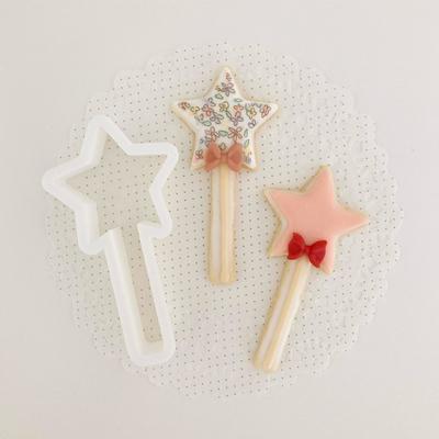 【C.bonbon】スタースティック クッキーカッター(00325)