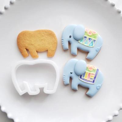 【ayari】ぞう クッキーカッター(00336)