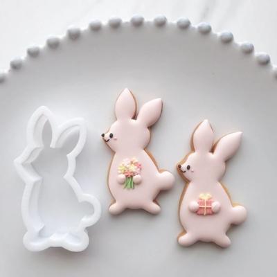 【ayari】うさぎ クッキーカッター(00195)