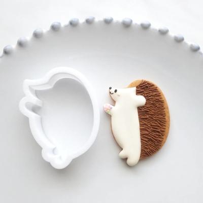 【ayari】ハリネズミ クッキーカッター(00196)
