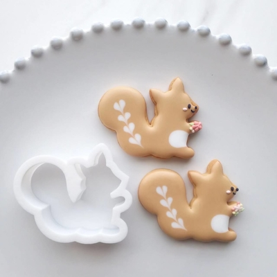 【ayari】りす クッキーカッター(00197)