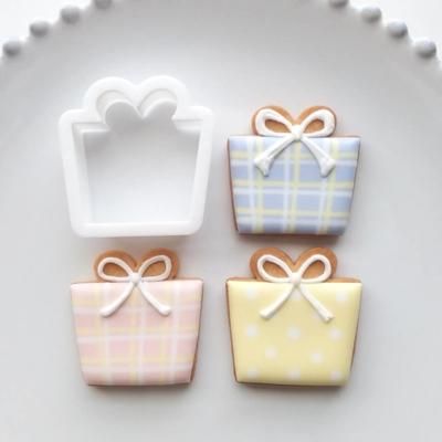 【ayari】プレゼント クッキーカッター(00336)
