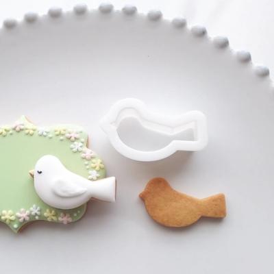 【ayari】小鳥 クッキーカッター(00336)