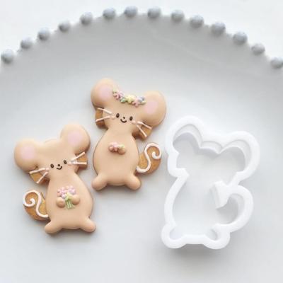 【ayari】ネズミ クッキーカッター(00341)