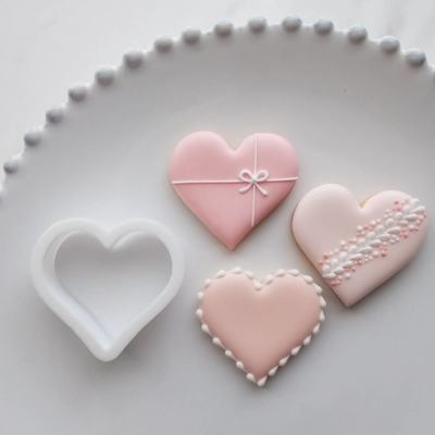 【ayari】ハート(小) クッキーカッター(00342)
