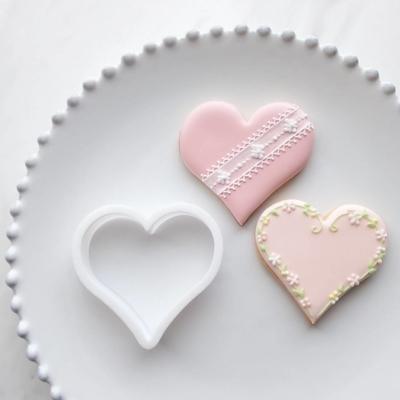【ayari】ハート(大) クッキーカッター(00342)