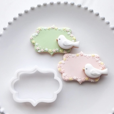 【ayari】プラーク(大) クッキーカッター(00344)