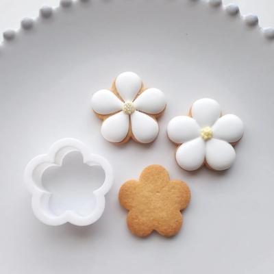 【ayari】お花(5枚) クッキーカッター(00344)