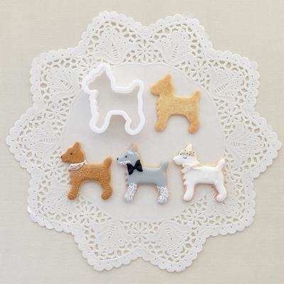 【C.bonbon】犬 クッキーカッター(00347)