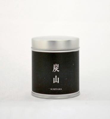 薄茶【炭山 - すみやま】