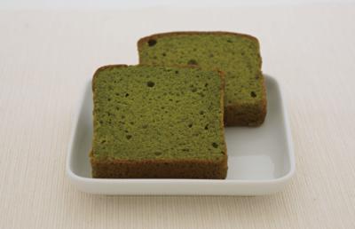 濃茶パウンドケーキ(6個セット)