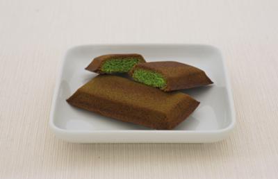 濃茶フィナンシェ(5個セット・8個セット・アソート8個セット)