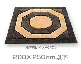 ムートンカーペットクリーニング(200×250cm以下)