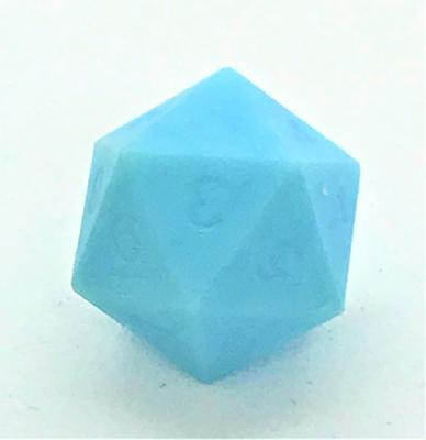 ミニD20 青