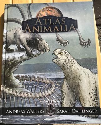 Atlas Animalia - A book of monster variants