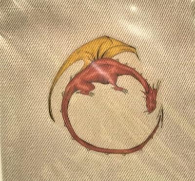 ドラゴン(Dragon)【ダイスバッグ】