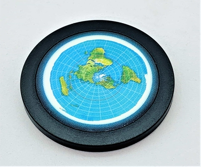 voyage 一つの平らな地球