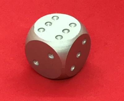 D6単品・アルミニウムダイス