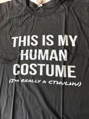 これは私の「人間」の衣装だよ