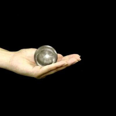 【送料無料】癒しの音色のハーモニー♪オルゴールボールハンドベルプレーンタイプ径50mm