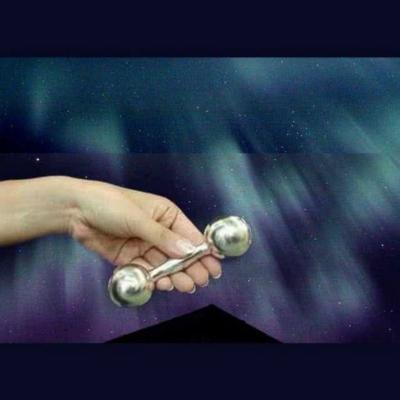 癒しの音色はNo1!癒しの音色のハーモニー♪オルゴールボールがらがら・ツインラトル