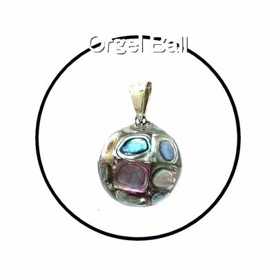 癒しの音色のハーモニー♪オルゴールボール貝殻