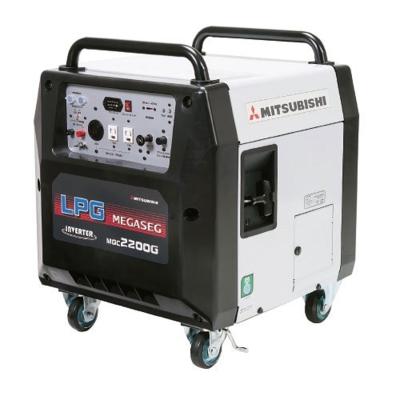 三菱重工 LPG発電機 MEGASEG(メガセグ) MGC2200G-A02