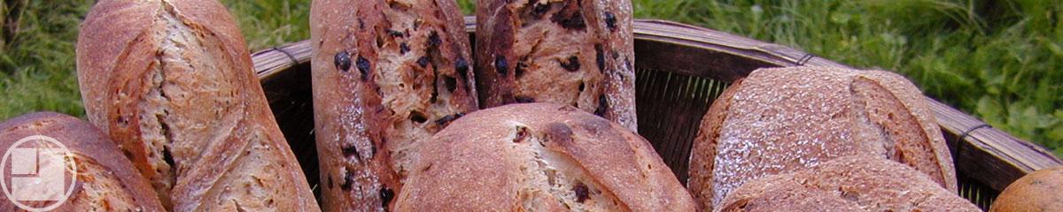 素材のまま、出来るがままを大切にしたパンや焼き菓子