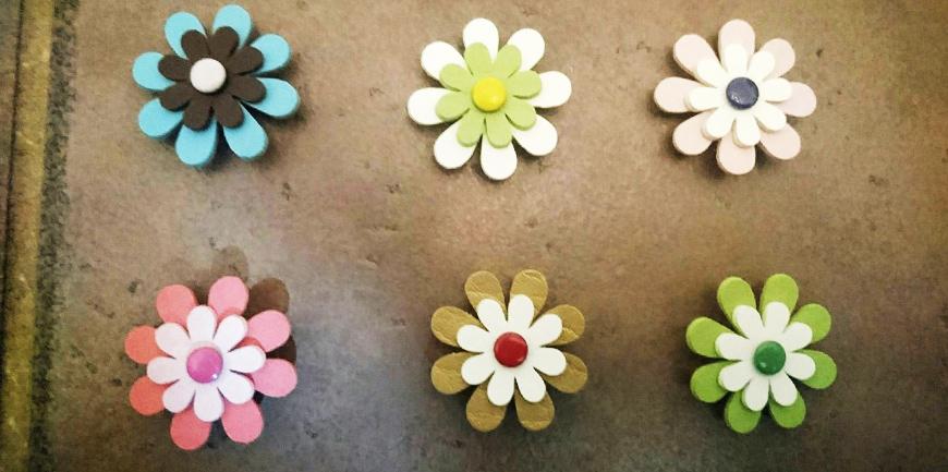 お花の種類