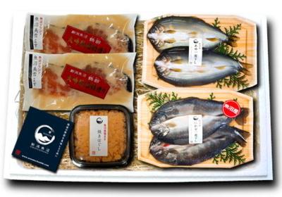 魚沼美雪ます&川魚セット(送料込み)