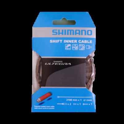 SHIMANO シマノ ULTEGRA ポリマーコーティング シフトインナーケーブル