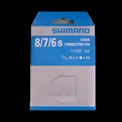 SHIMANO チェーン コネクティングピン 6/7/8速用3個入り