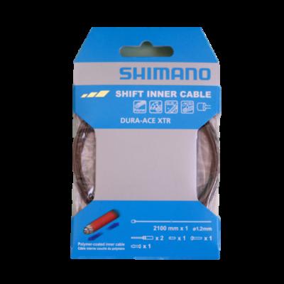 SHIMANO シマノ DURA-ACE ポリマーコーティング シフトインナーケーブル