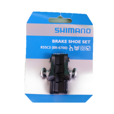 SHIMANO シマノ ULTEGRA ブレーキシューセット R55C3(BR-6700) 左右ペア