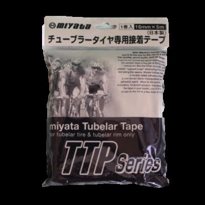 MIYATA ミヤタ チューブラータイヤ用接着テープ 16mm×5m