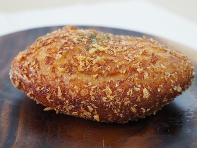 ガラムマサラと国産玉ねぎのカレーパン