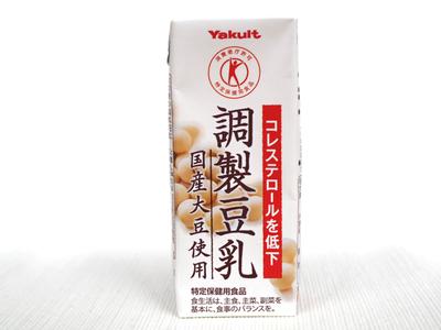 調整豆乳(紙パック200ml)
