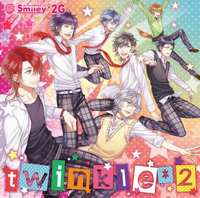 [CD] twinkle*2 / 2G