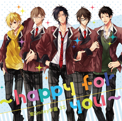 [CD] happy for you / 3S