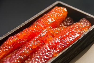 北海道 知床沖産 「鮭筋子 500g」