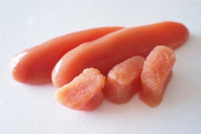 羅臼産たらこ 切子 1kg