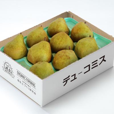 デュ-コミス 約3kg(7〜9玉)