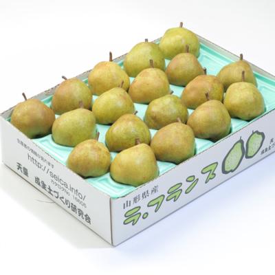 ラ・フランス 約5kg(18〜20玉)ご家庭向け