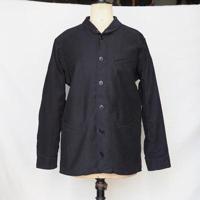 ジャンゴアトゥール モールスキン ハンター ジャケット black x black