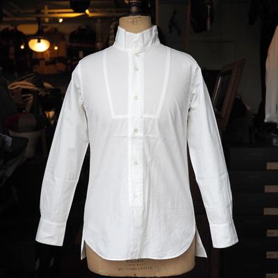 ジャンゴ アトゥール DA ハイネック シャツ 2018 オフホワイト