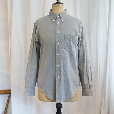 フリーホイーラーズ フリスコ ボタンダウン カラー シャツ GRAY CHECK