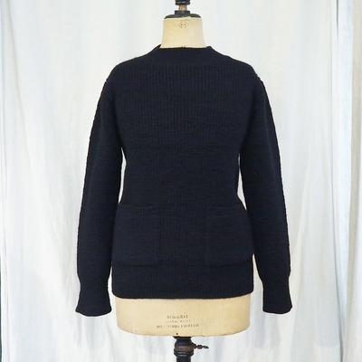ジャンゴアトゥール クラシック モックネック セーター black