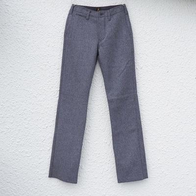 ジャンゴアトゥール DA ファクトリー ウールパンツ  grey