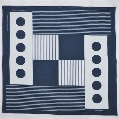 ジャンゴ アトゥール スカーフ バンダナ 2018 ブルー