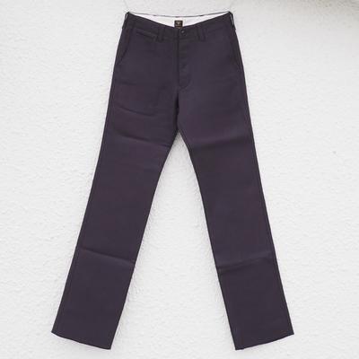 ジャンゴ アトゥール ファクトリー ヘリンボーン パンツ ブラック